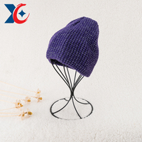 Striped Knitting Hats Fashion Knit Winter