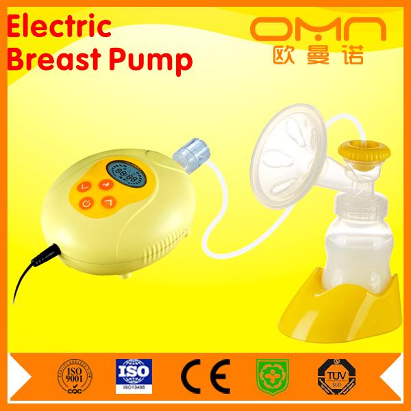pumping breast milk machine