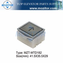 Electric Lift Push Button Switch Elevator Control System MZT-MTD182