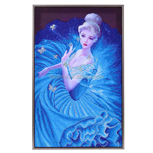 5D Diamond Painting kit, DIY diamond embroidery painting,diy crystal diamond painting