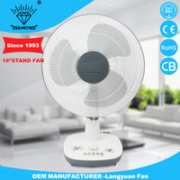 Multifunctional table fan size with low price