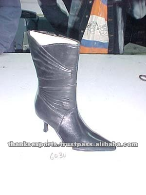 New supply ladies' dress boots in various sizes high quality/prompt delivery