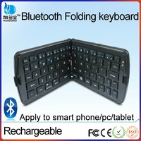Portable foldable bluetooth wireless mini keyboard for smartphone