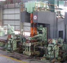 The POMONI technology or DANIELI hot rolling mill and cold rolling mill produce rebar,angle bar,flate steel .