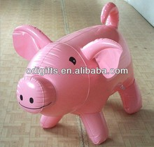 advertising and promotional inflatable pig balloons