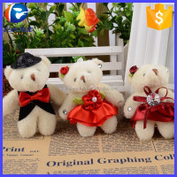 Hot Selling Wedding Gift Plush Dolls For Lovers