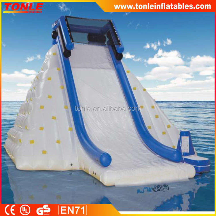 Inflatable Everest Slide: List Manufacturers Of Yacht Inflatable Climbing Wall, Buy