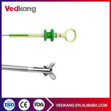 Hot selling single-use sterilized endoscope biopsy forceps with low price