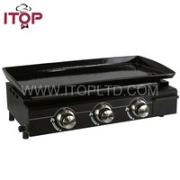 BP Gas Plancha Grill
