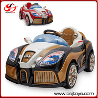 China High Quality Rechargeable 2.4G Remote Control 2 Motors Children Cars Electric Kids 12V Battery Ride On