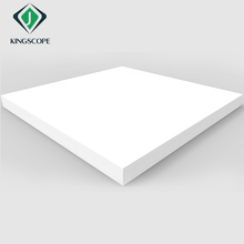 European Standard 6mm PVC Foamboard Rigid White PVC Foam Board