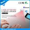 new developed mini size russian laser keyboard for ipad