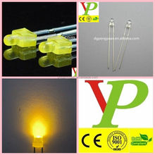 widely usage hot prices 2mm dip led diode