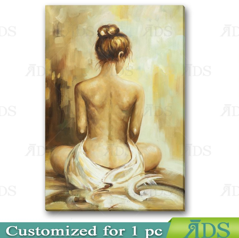 Oil Painting nude art painting in 24x36 size