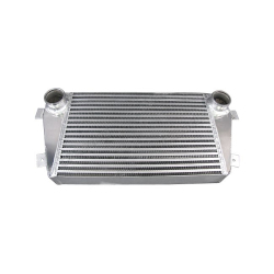 "Overall 24""x12""x2.5"" Turbo Bar & Plate Intercooler For Datsun510 or Other Applications"
