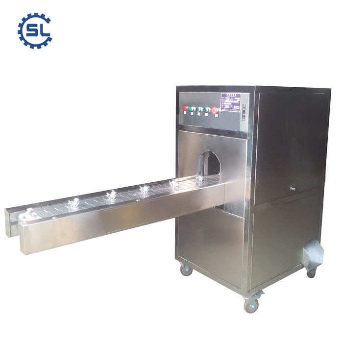 Hot selling popular industrial best quality onion cutting tail machine
