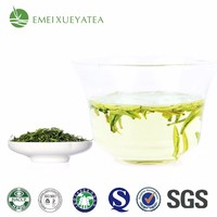 China flecha quality instant soluble flavoured green tea