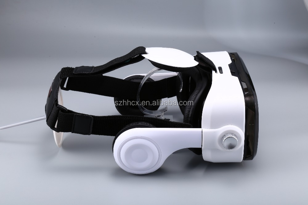 Xiaozhai BOBOVR Z4 3D VR Virtual Reality Headset with Headphone for 4.0~6.0 Inches IOS Android Smartphones