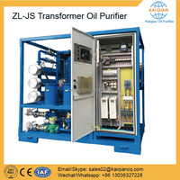 Transformer Oil Filtration and Dehydration Equipment