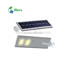 Manufacturer china high luminous solar street light all in one