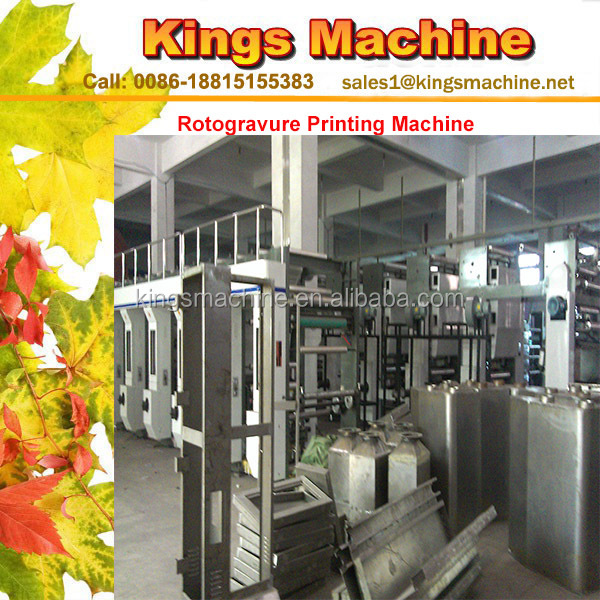 ASY 1100A Rotogravure Printing Machine Japan And China(Ruian Kings brand)