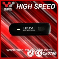 High speed 21.6Mbps 3G dongle HSUPA USB GSM Modem Price for android tablet