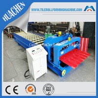 Best Seller Roof Tile Rollforming Machine Glazed Tile, Automatic Roll Forming Machine