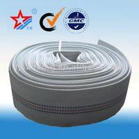 Synthetic Rubber Lined Fire Kill Fire Hose, 10 Bar Irrigation Hose