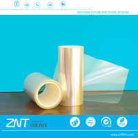 Clear Polyester Release Film---Adhesive Tape Protection