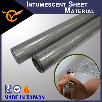 Building Fire Door Protection Intumescent Sheet Material