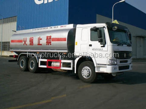 BEST! HOWO truck CIMC small fuel tank trailer 10000L capacity sale