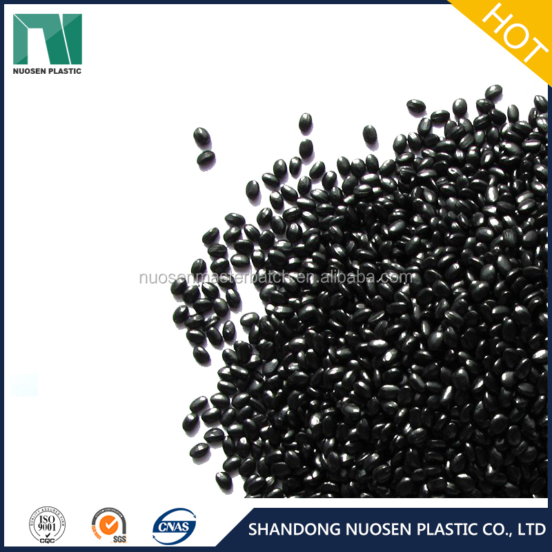 Good Price Carbon Black Masterbatch Carbon Pellets for Blown Film/Granulation/Extrusion/Injection H2014C