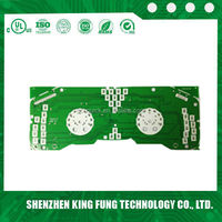 electronic toy remote control car pcb circuit board