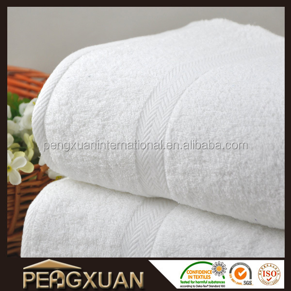 high quality 5 star terry cotton hotel towel wholesale