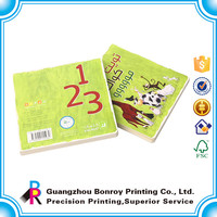 High Quality Cardboard Children English Book Publishers in China