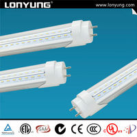 electronic fluorescent starter v type t8 led tube 1200mm 3200k 24w
