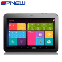 Dual boot tablet 10 inch ips win10 3g android 5.1 OS tablets