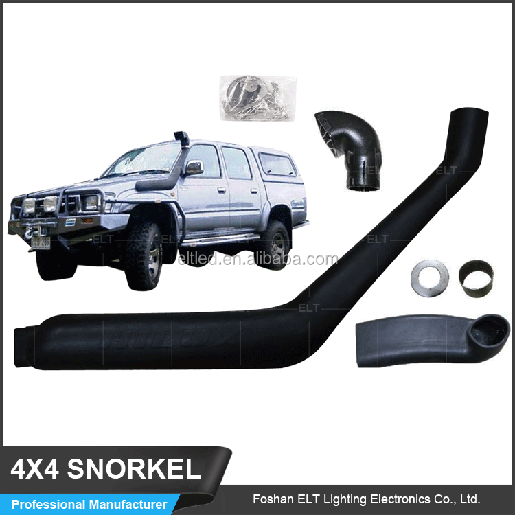 4WD Hilux 167 Series 97-05 Left Side Car Off Road Parts Snorkel