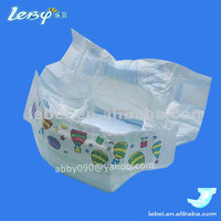 Cheap Stocklots Disposable Baby Diapers in Bales