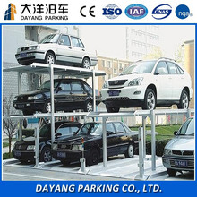 Mechanical DaYang Pit-Lifting hydraulic car parking system