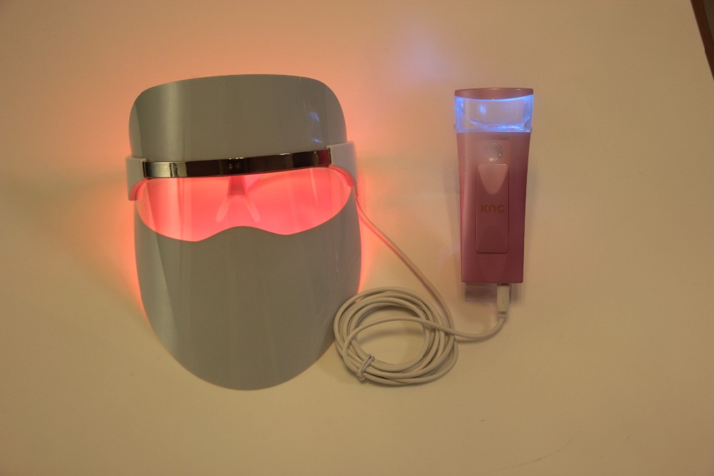 Hot Sale LED Light Acne Treatment Facial mask from Notime