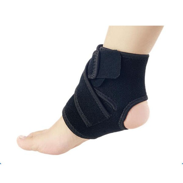 Alibaba New Products high quality Ankle Support Breathable Ankle Brace for Running Basketball Ankle Sprain Men Women - One Size