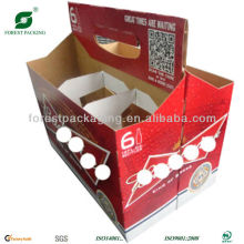 6 BOTTLE BASKET STYLE WINE CARRIER FOR 750 ML BOTTLES FP800842