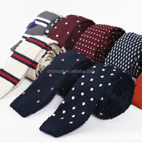 Z53228B Men's Casual Colourful Narrow Slim Skinny Woven Knit Necktie Knitted Tie