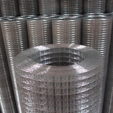 "1/2"" hot dip electro galvanized welded wire mesh"