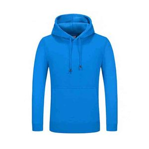 China manufacture custom High quality long sleeve different size fashion men's plain hoodies