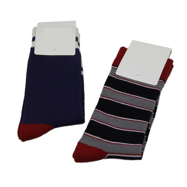 GSM-152 Hot sale custom made colorful striped design elite 100% bamboo socks