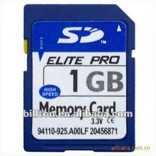 1GB memory card for digital cameras