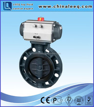Motorized Butterfly Valve with Electric Actuator
