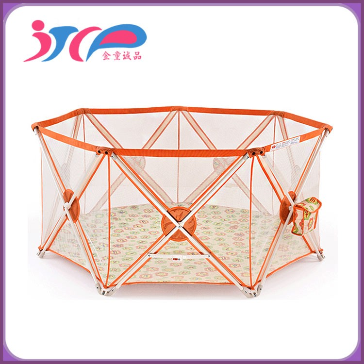 Baby Play Fence Indoor And Outdoor Portable Baby Playpen
